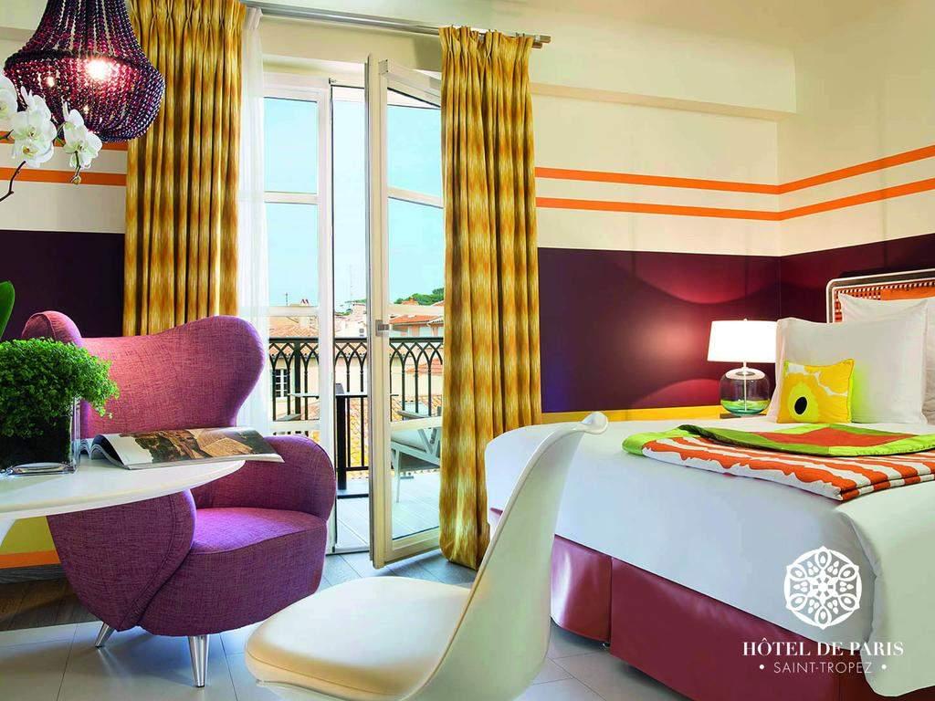 1ère Photo De Lu0027hotel Hôtel De Paris Saint Tropez